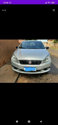 Fiat Grand Siena 2018 1.0 Attractive Flex 4p