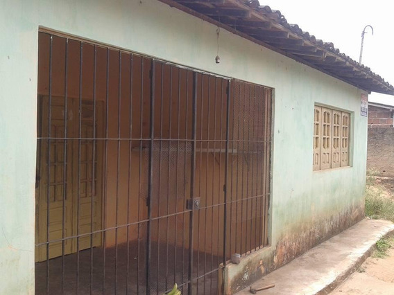 Casa Em Centro, Paudalho/pe De 100m² 2 Quartos À Venda Por R$ 130.000,00 - Ca149242