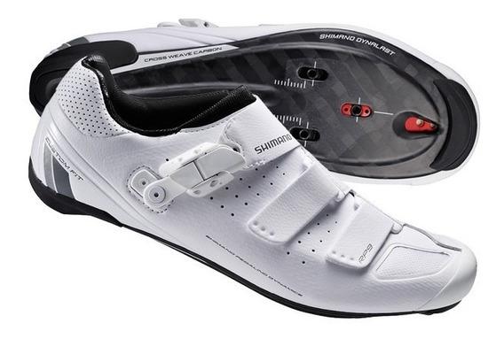 Zapatillas Para Ciclismo - Shimano Rp9 - Ruta