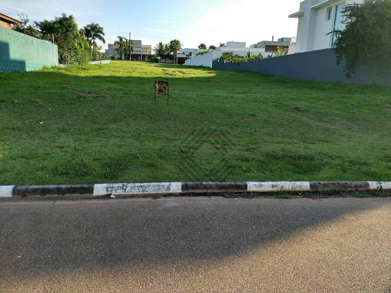 Terreno À Venda, 1120 M² Por R$ 390.000 - Parque Reserva Fazenda Imperial - Sorocaba/sp - Te5329