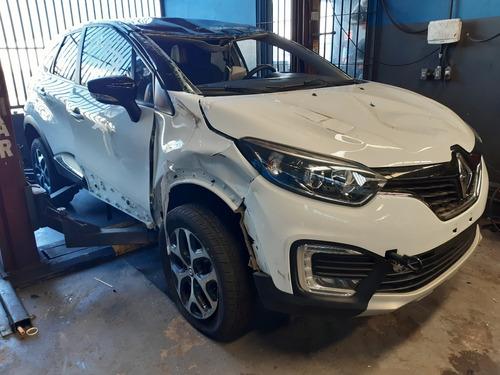 Sucata Renault Captur Intense 1.6 16v Aut. 2019 *venda Peças