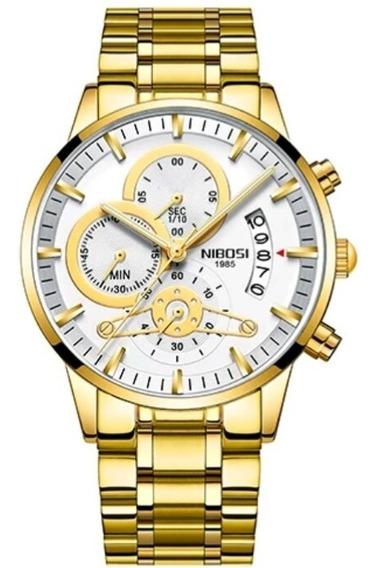 Relógio Nibosi Original ( Promoção )