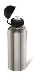 50 Squeeze Para Sublimação Academia Garrafa Aluminio 500ml