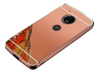 Funda Espejada Mirror Case Moto G4 G5s Plus