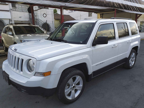 Jeep Patriot Sport 2016 Blanco Aut