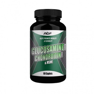 Glucosamine Chondroitin 60caps Nbf