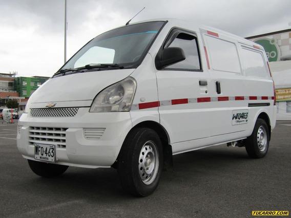 Chevrolet N300 Van Carga 1200