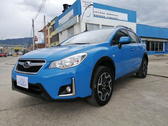 Subaru Xv 2.0l Mt 4x4 Full Equipo 2017