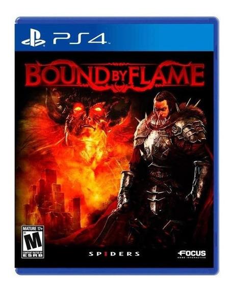 Bound By Flame Ps4 Mídia Física Novo Lacrado