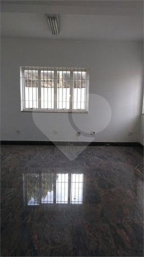 Salas Comercial Pinheiros Área Útil: 130,00 M² - 170-im471974