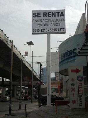 Poste Publicitario Manuel Avila Camacho 330
