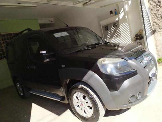 Fiat Doblo 2011 1.8 16v Adventure Locker Flex 5p