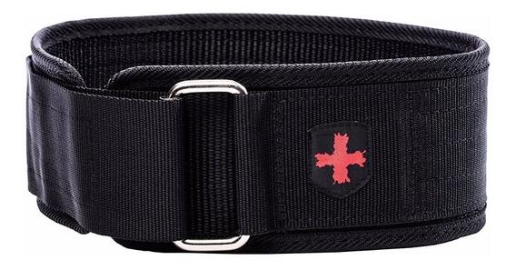 Faja Cinturon Harbinger Pesas Soporte Lumbar Gym Crossfit