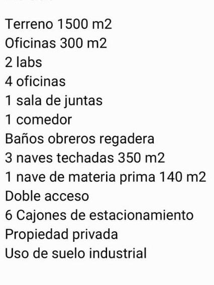 Nave Industrial 1500m2 Lerma