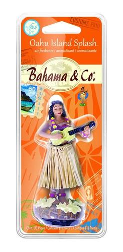 Muñeca Hawaiana Auto Movimiento Hula Vw Combi