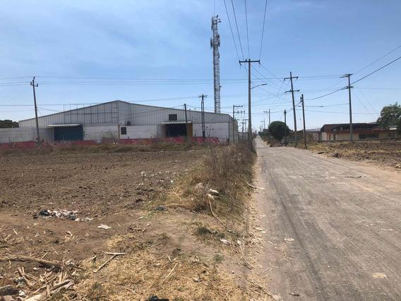 Terreno En San Francisco Ocotlan, Coronango, Puebla