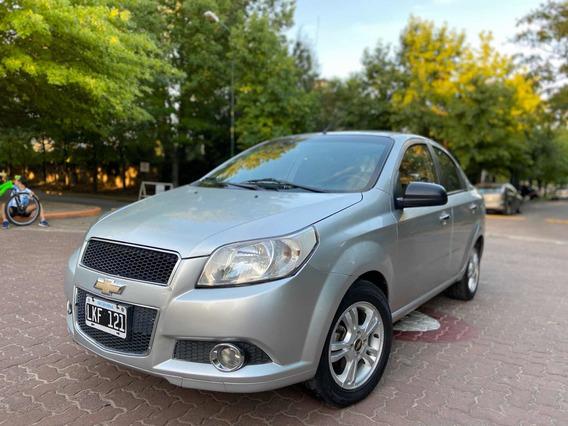 Chevrolet Aveo G3 1.6 Lt Gnc
