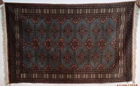 Tapete Bokara S. Royal Paquistanês (feito À Mão) 1,83 X 1,22
