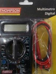 Multímetro Digital Thompson
