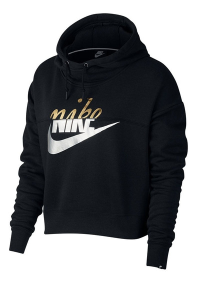Buzo Nike Metallic Mujer