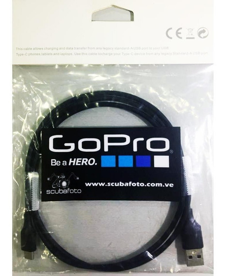 Cable Genérico Carga Gopro 7 , 6 , 5