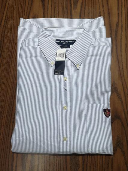 Camisa Polo Golf Nueva Original (no Brooks, No Tommy)