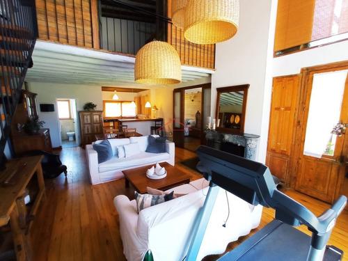 Casa En La Barra, 3 Dormitorios *- Ref: 3465