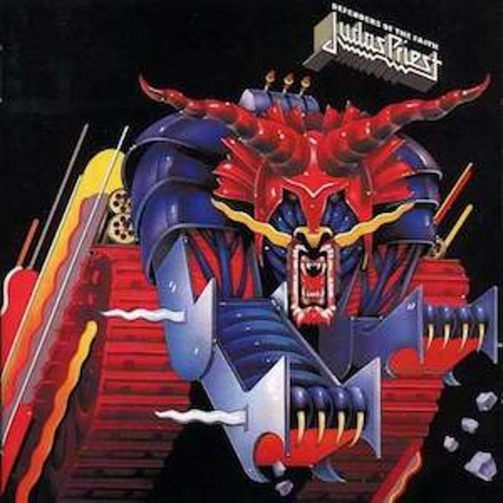 Judas Priest - Defenders Of The Faith - Lp - S