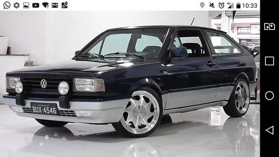 Volkswagen Gol Gti Ano 89