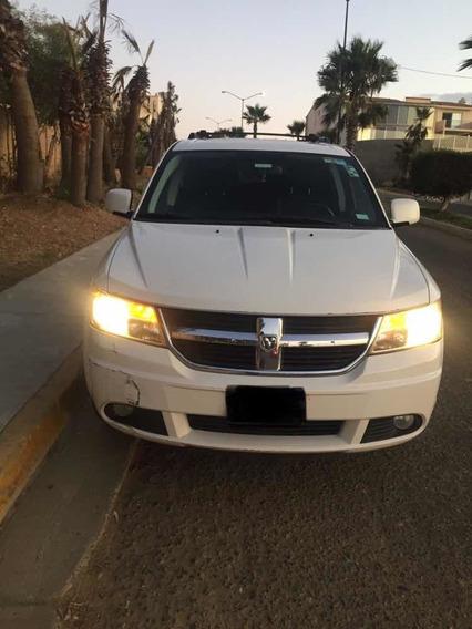 Dodge Journey 3.5 R/t 7 Pasj Piel Aa Dvd R-19 At 2010