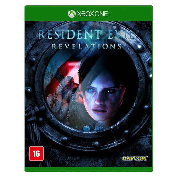 Jogo Resident Evil Revelations Remastered Para Xbox One (xon