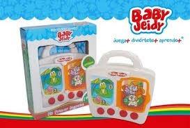 Libro Didactico Baby Jeidy Infantil Bebes Con Sonido Juguete