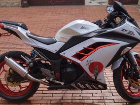 Ninja 300 2014 Excelente Estado