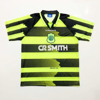 Camisa Celtic Away - Umbro - 1996/97 - G