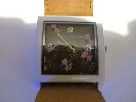 Relógio Louis Vuitton Caixa 37mm Arte Som