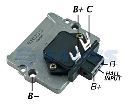 Imagen 1 de 5 de Modulo Encendido Electronico Bosch Volkwagen Polo 3t.