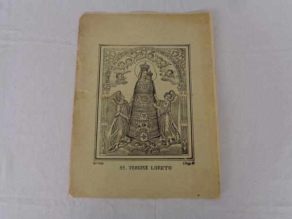 Ilustração Santa Vergine Di Loreto