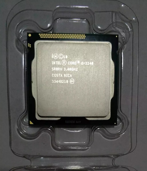 Intel Core I3 3240 3,4 Ghz