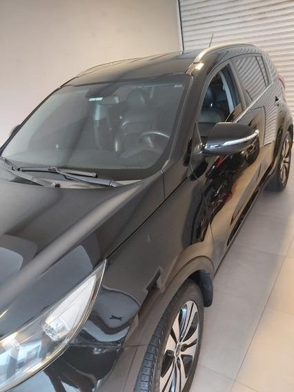 Sportage Ex3 2.0 16v Top Aut 2012 Estepe Não Rodou 72000 Km