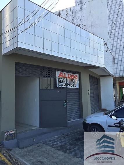 Ponto Comercial Para Aluguel Na Bernardo Vieira