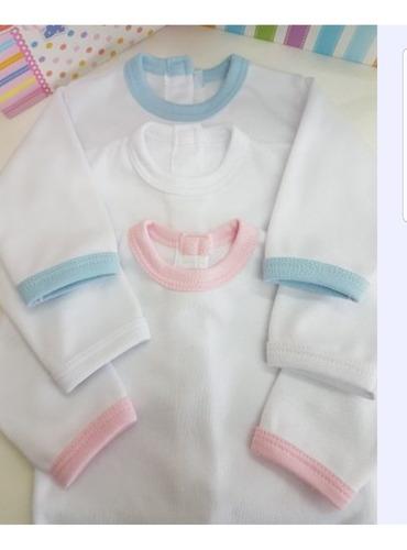 4 Batitas New Baby Algodon 100% Para Bebé Recien Nacido