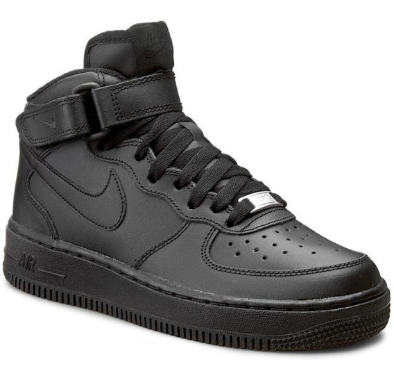 Tênis Nike Air Force 1 Mid 07 + Vapormax De Brinde Tam 36