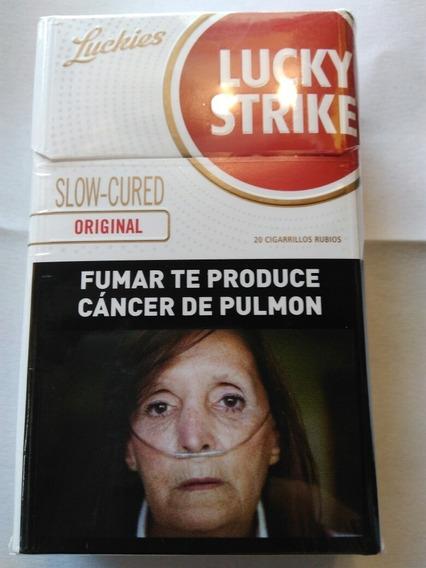 Cigarrillos Lucky Box X10 Atados
