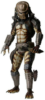 Predador 2 Special Edition City Hunter Neca 45cm