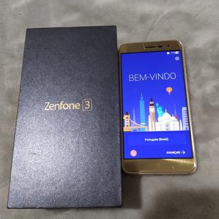 Zenfone 3, 16 Gb Memória, Dourado, Usado