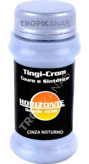 Tinta Para Couro Banco De Carro Painel Cinza Escuro Tpk