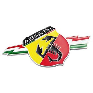 Insignia Fiat Abarth 500 Argo Cronos Mobi Uno Palio Siena