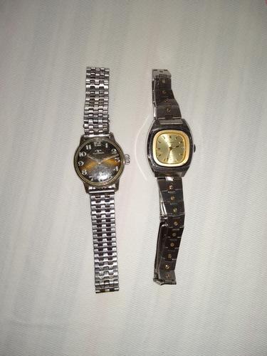 Relógios Antigos Para Colecionadores 4 Unidades