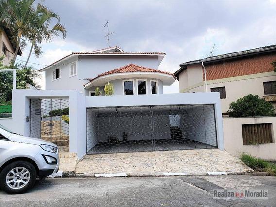 Casa 04 Dormitórios - Parque Dos Principes - Ca1018