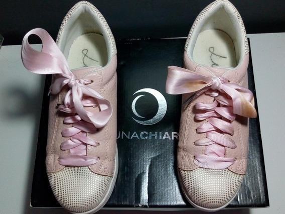 Zapatillas Rosas Luna Chiara